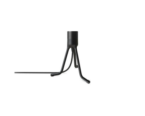 Tripode mini Lámpara sobremesa VITA negro