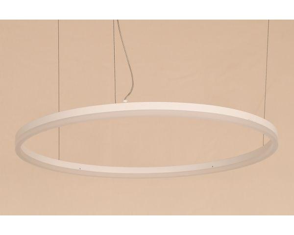 Lámpara colgante Palermo MD5989M Blanco, de Abelux